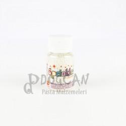 Beyaz Küçük Boy Draje Süsleme Şekeri 2mm