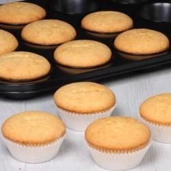 Büyük Boy Muffin Kek Kalıbı 12'li