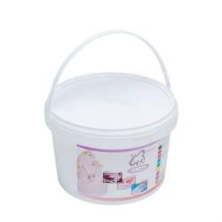 Dr Paste Şeker Hamuru Beyaz 2.5 Kg