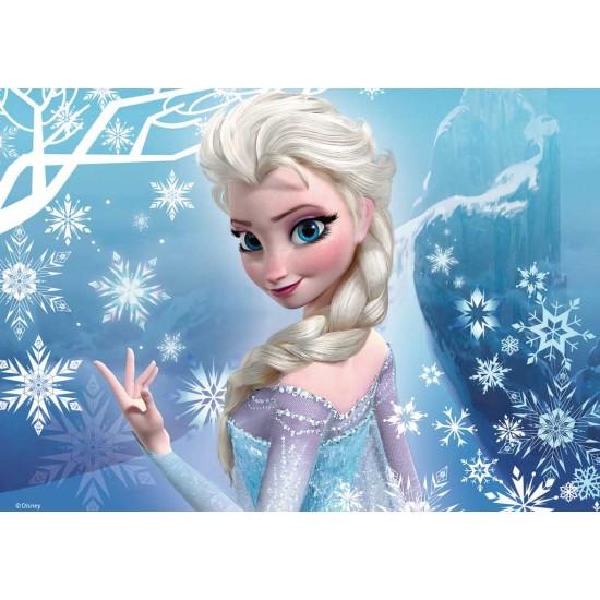 Frozen Elsa Yenilebilir Pasta Resim Baskısı