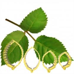 Gül Yaprakları Şeker Hamuru Yapım Seti 4'lü