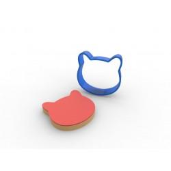 Hello Kitty PC Şeker Hamuru ve Kurabiye Kalıbı