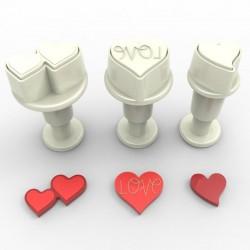 Kalpler 3'lü Mini Enjektörlü Kopat