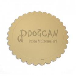 Pasta Altlığı Altın Gold 26 cm
