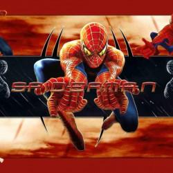 Spider Man Yenilebilir Pasta Resim Baskısı