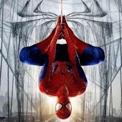 Ters Spider Man Yenilebilir Pasta Resim Baskısı